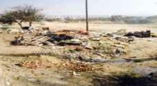 حملة أمنية لازالة البسطات في وادي الاْردن