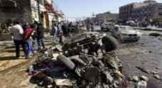 مقتل 3 وإصابة 15 في 3 تفجيرات ببغداد