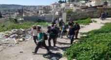 مخطط استيطاني لسرقة 35 منزلاً يسكنها 300 شخص جنوب المسجد الاقصى