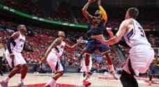 السلة الأمريكية: كليفلاند كافاليرز يفوز على اتلانتا هوكس