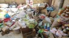 اتلاف 19.5 طن من المواد الغذائية وايقاف واغلاق 28 مؤسسة غذائية