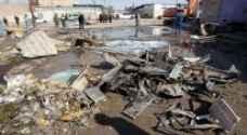8 قتلى وعشرات المصابين العراقيين في حوادث أمنية ببغداد وصلاح الدين