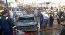 """8 قتلى بينهم قيادي في """"الحشد الشعبي"""" بهجمات متفرقة في بغداد"""