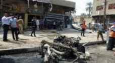 مقتل 15 شخصا اثر انفجارات فى أحياء ببغداد