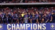 باريس سان جيرمان يتوج بلقب البطولة