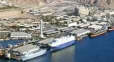 ميناء الحاويات بالعقبة يستقبل احدى اكبر السفن