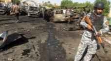 قتلى بانفجار سيارة مفخخة وسط بغداد