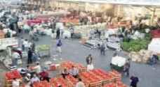 سوق العارضة المركزي: بدء استقبال المنتجات الزراعية الجمعة