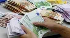 انخفاض اليورو قبيل تصريحات البنك المركزي الأوروبي