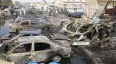 مقتل 25 عسكريا في تفجيرين انتحاريين بالعراق