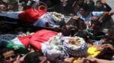 الاحتلال يقرر تسليم جثامين شهداء من الخليل