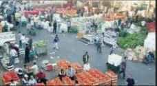 تجار الخضار: ما زلنا بانتظار تنفيذ مقترح استئناف التصدير الى سورية