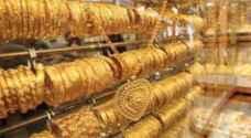 تراجع الذهب بشكل طفيف بالسوق الأوروبية