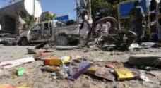 مقتل 6 عناصر للناتو بتفجير انتحاري بأفغانستان