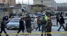 قتيل و4 اصابات في انفجار سيارة مفخخة قرب مطار كابول