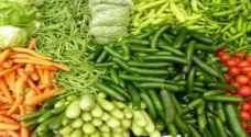 38.6 % نسبة ارتفاع اسعار المنتجين الزراعيين