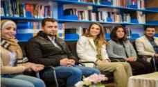 الملكة رانيا: مهما كانت التحديات يمكن أن نجد لها الحلول