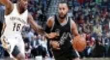 انتفاضة سبيرز تحطم آمال بليكانز في دوري السلة الأمريكي