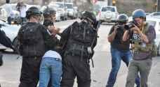 الاحتلال يوجه قائمة اتهامات لناشط في حماس