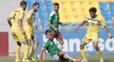 الوحدات يتأهل لدور الـ16 في كأس الاتحاد الآسيوي