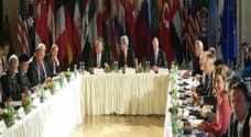 جودة يشارك باجتماع المجموعة الدولية لدعم سوريا في فيينا
