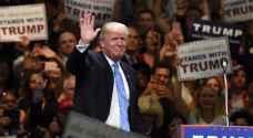 """تقرير: ترامب يضمن الترشح لنهائيات """" الرئاسة الأميركية """""""