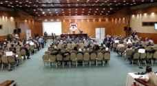النسور يرعى اللقاء الثالث عشر لمنتدى القيادات الحكومية