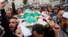 تشييع جثمان فلسطيني بالخليل كان محتجزا لدى الاحتلال الإسرائيلي