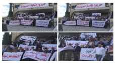 الصيادلة يعتصمون ضد قرار تأجيل انتخابات نقابتهم