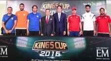 أبو زمع يؤكد على أهمية البطولة الدولية في تايلاند