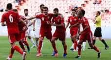 المنتخب الوطني يتأهل لنهائي كأس ملك تايلند