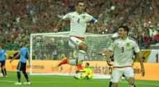 المكسيك تتغلب على أوروغواي في مباراة مثيرة