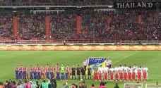 المنتخب الوطني يعود من تايلاند بعد المشاركة بكأس ملك تايلاند