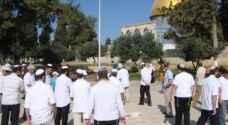دعوات إسرائيلية لاقتحام المسجد الأقصى غداً الخميس