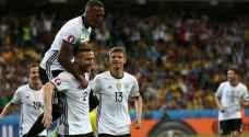 ألمانيا تفتتح مشاوارها في اليورو بفوز صعب على أوكرانيا