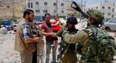 الاحتلال يواصل سحب تصاريح ممنوحة لتجار من غزة
