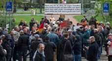 """ألمانيا تحذر من """"هياكل إرهابية"""""""
