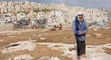"""الحكومة ترفض """" بالمطلق """" سياسة إسرائيل الاستيطانية"""