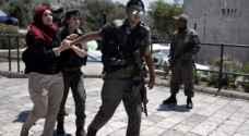 الاحتلال يعتقل فلسطينية وطفلها بالضفة الغربية
