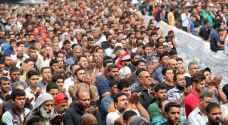 مظاهرة حاشدة وقصيرة للتيار الصدري في بغداد