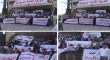 الصيادلة يستأنفون اعتصامهم: انتخابات النقابة حقنا
