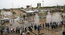 الأمطار تغرق السودان وتشرد الآلاف