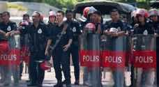 """ماليزيا تعتقل متشددين """"هاجموا"""" حانة في بانكوك"""