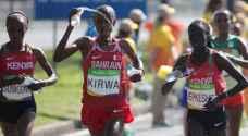 البحرينية كيروا تحقق فضية سباق الماراثون في ريو 2016