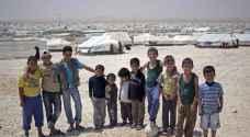 """80 ألف طفل سوري في الأردن """" خارج المدارس """""""