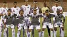 مباراة المنتخب الاولمبي امام نظيره العراقي تقام في العقبة