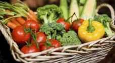 أسعار الفواكه الخضروات ليوم الخميس