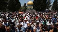 250 مصل من غزة في طريقهم للاقصى