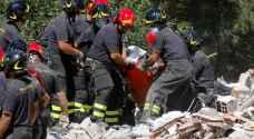 ارتفاع حصيلة ضحايا زلزال إيطاليا إلى 267 قتيلاً