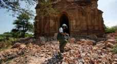 في غضون ايام ... الزلازل تلحق خسائر هائلة في اماكن تاريخية